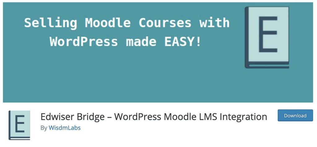Edwiser Bridge – WordPress Moodle LMS Integration