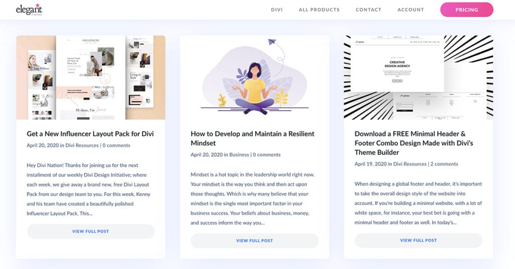 5 Best Resources to Learn Divi 4 (Elegant Themes 2020)