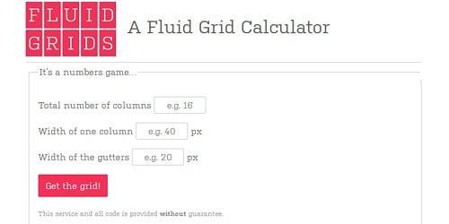 fluid-grid-calculator