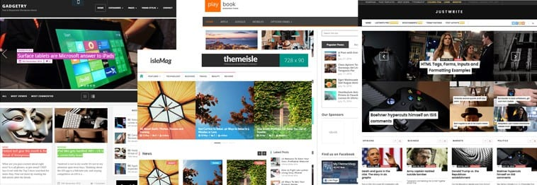 WordPress Creative Blog Themes, Plugins, Design, Security