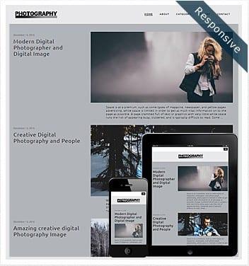 Multimedia WordPress Theme - Best WordPress Themes for Creatives ...