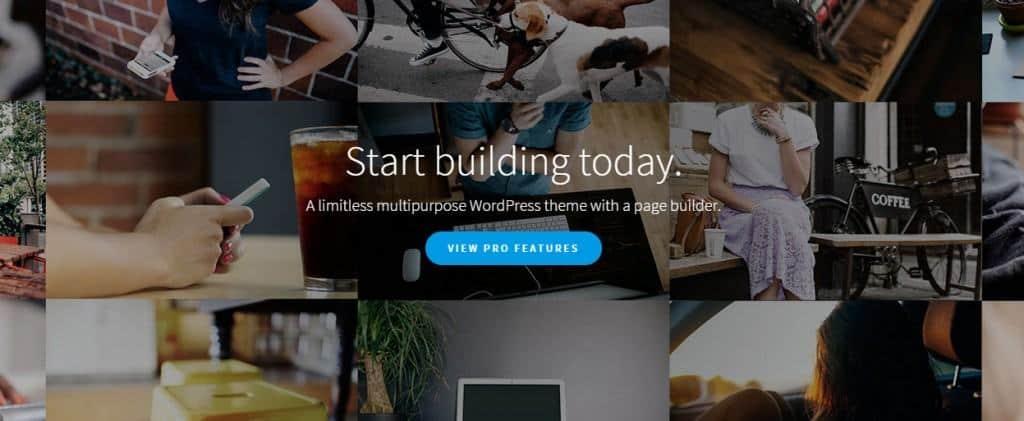 20+ Free WordPress Portfolio Themes 2019