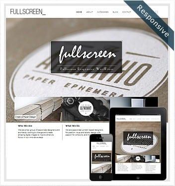 fullscreen-theme-wordpress