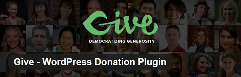 give wp best free donation WordPress plugin for 2020