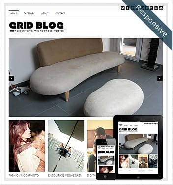 grid-blog-theme-responsive