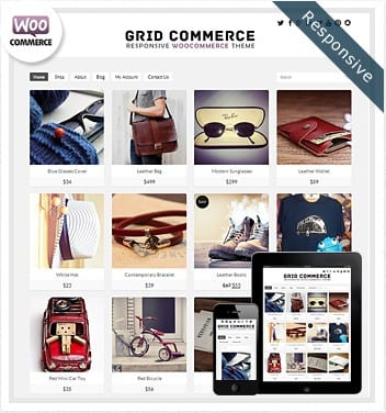 premium wordpress templates - grid-commerce-woocommerce-theme