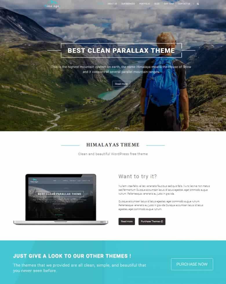 20+ Free Premium WordPress Themes - (WordPress 2019) Dessign