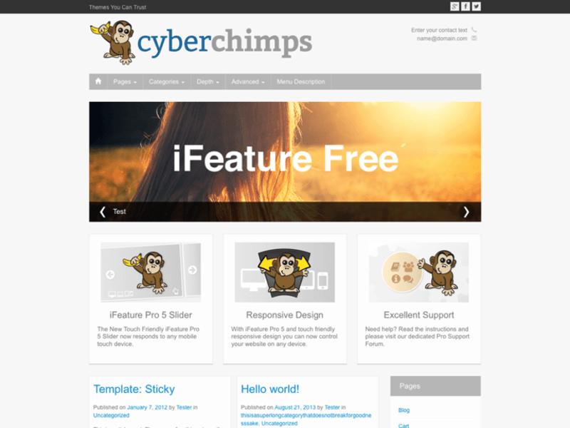 cyber chimps