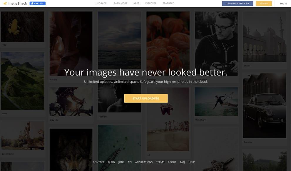 ImageShack free image share