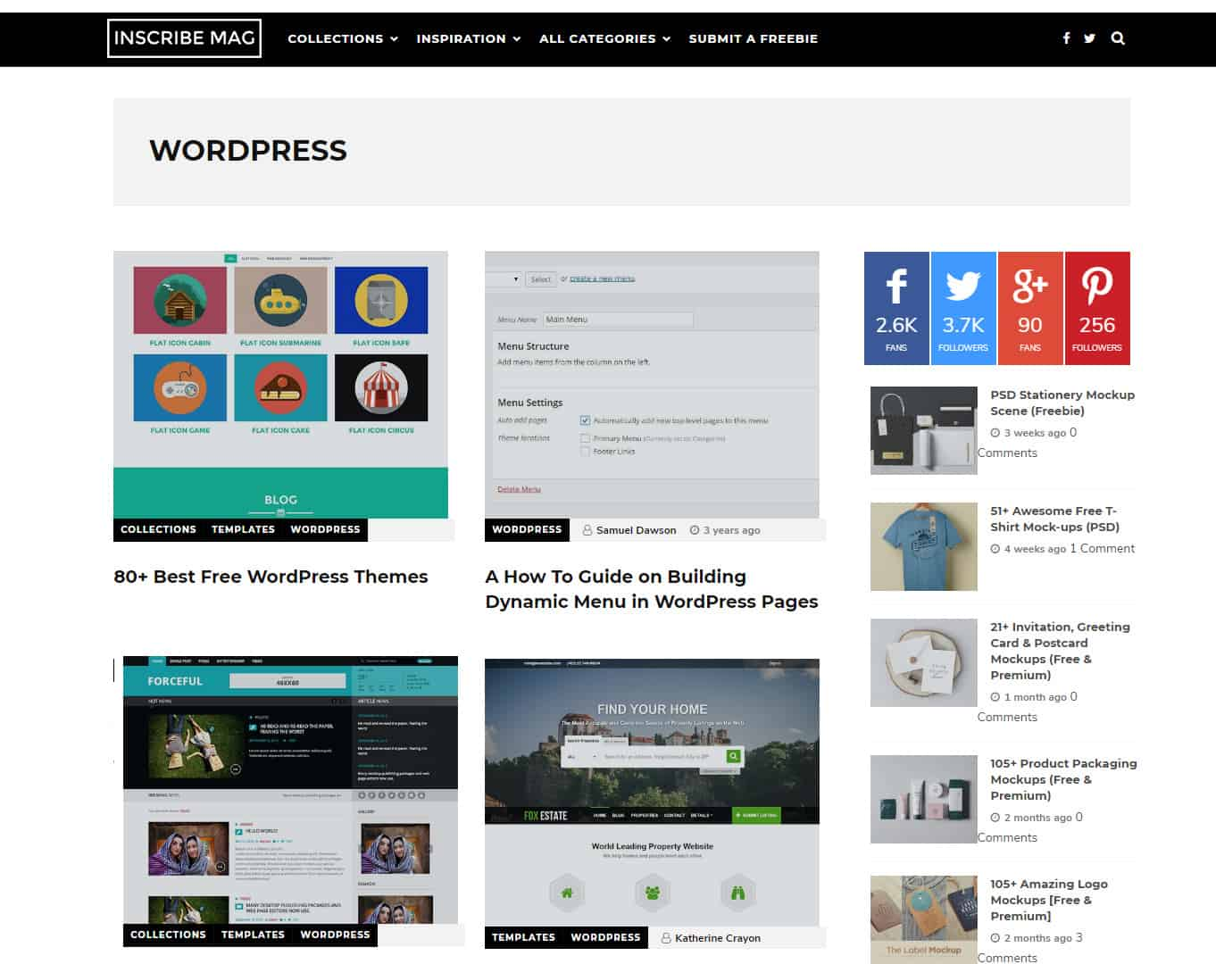 30 Best Wordpress Blogs To Follow In 2018 Dessign Themes