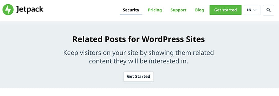 Related Posts for WordPress Sites