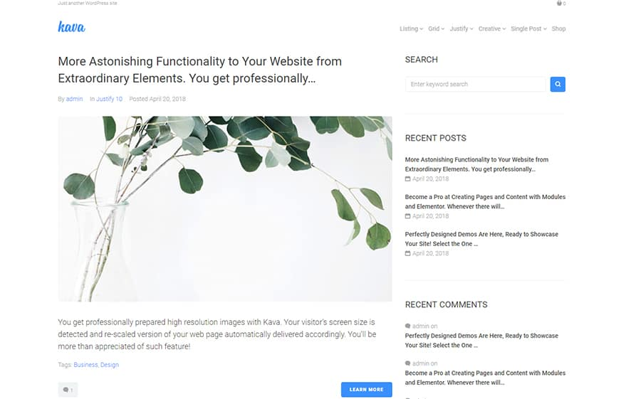 Blog Archives - Page 2 of 16 - Best WordPress Themes for Creatives