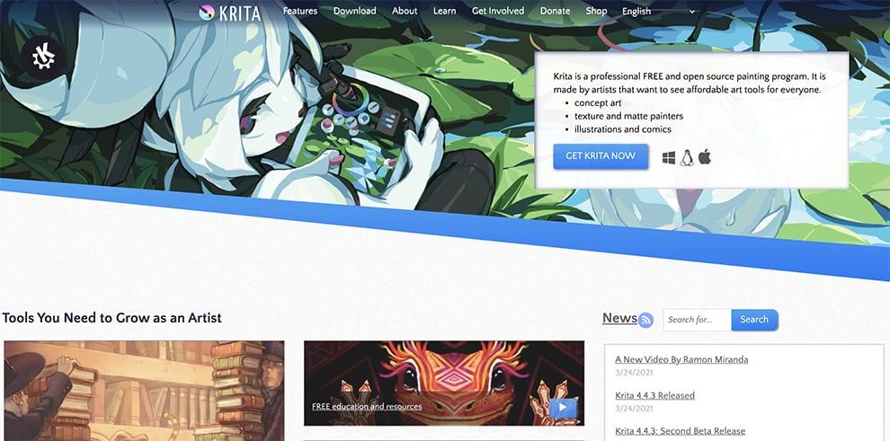kirta free design software