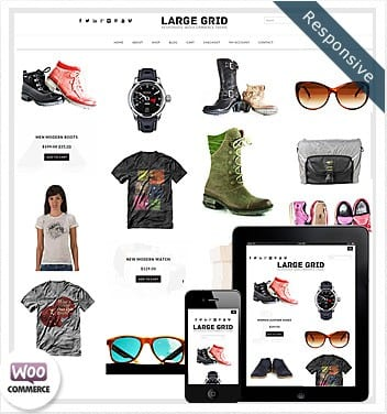 premium wordpress templates - large-grid-woocommerce