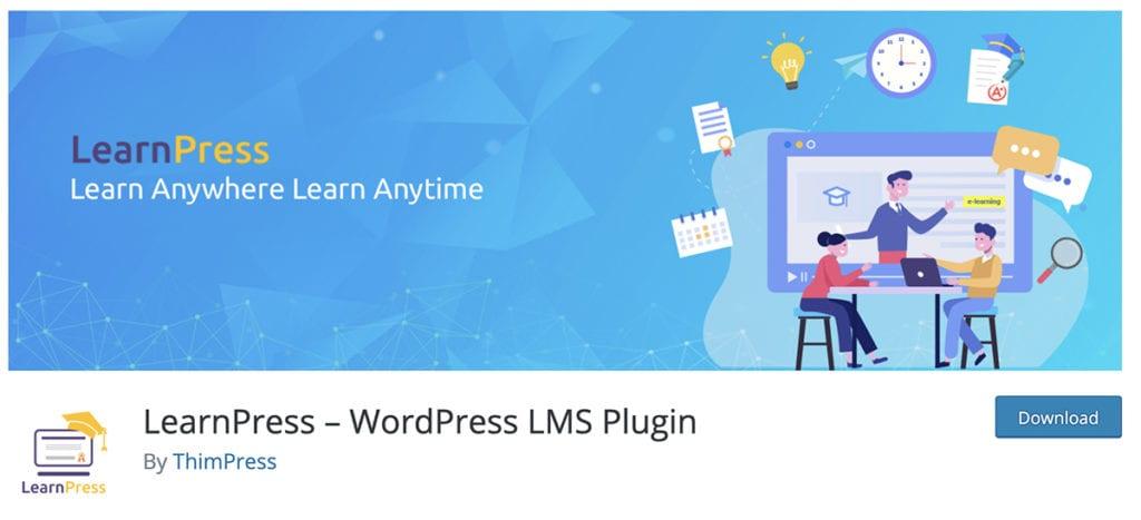 12+ Best Free WordPress LMS Plugins (Most Popular 2021)
