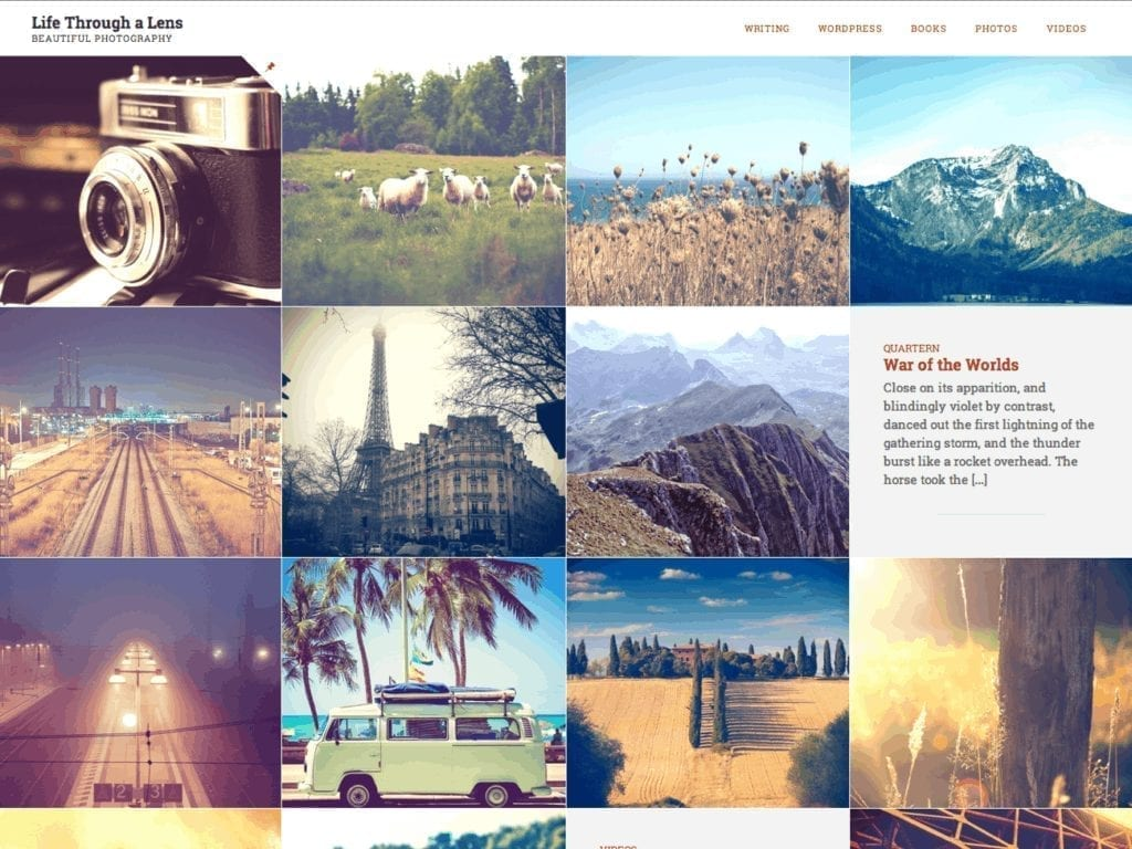 37 Best Photography Wordpress Themes Updated 2020