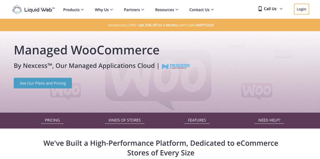 Liquidweb best WooCommerce hosting for prfessionals