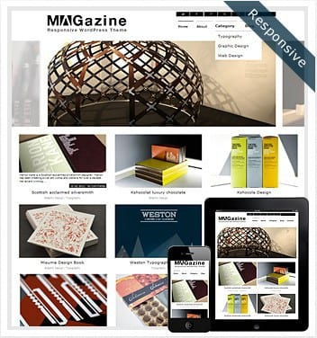premium wordpress templates - magazine-responsive-theme