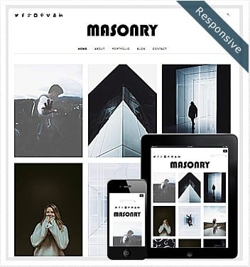 Free Masonry Theme WordPress 2019