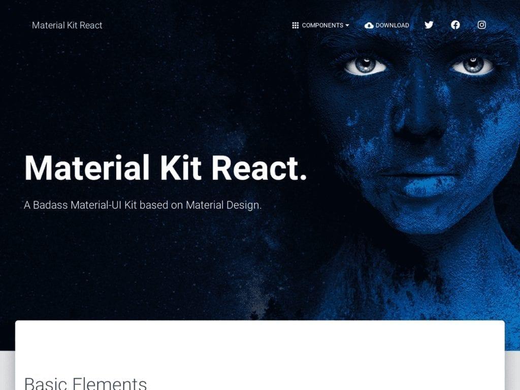 material kit react