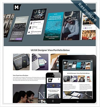 premium wordpress templates - mockup-theme