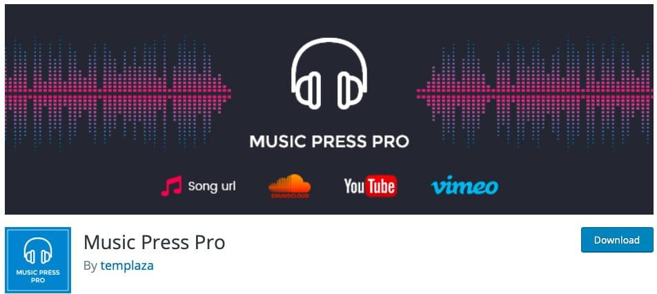Music Press Pro