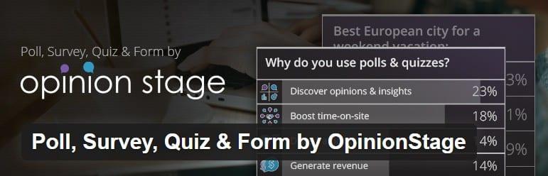 10+ Best WordPress Survey Plugin Free & Poll Plugins