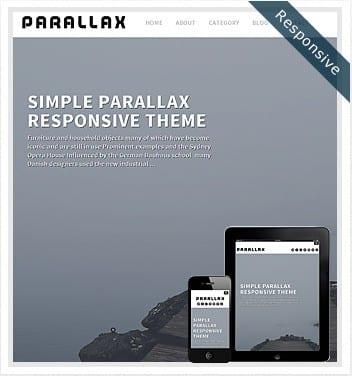 parallax-theme-responsive