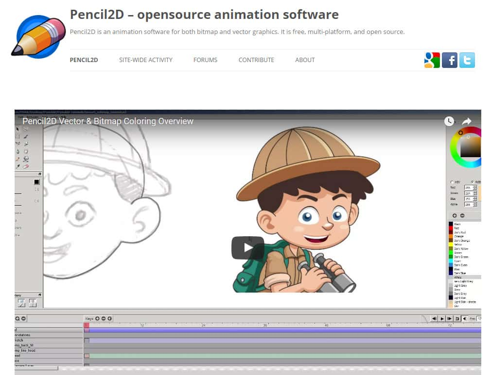 Best 2D Animation Software (Free & Premium 2019)