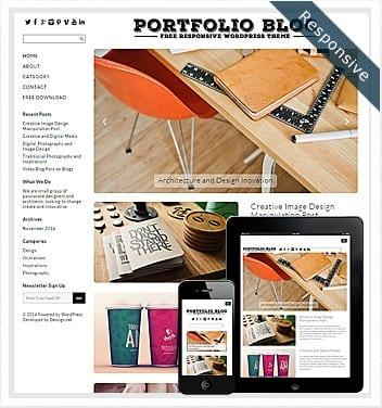portfolio-blog-theme