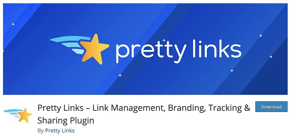 Pretty Links – Link Management, Branding, Tracking & Sharing Plugin