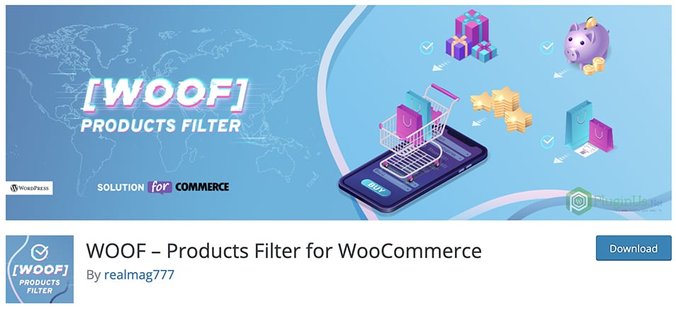 Products Filter for WooCommerce