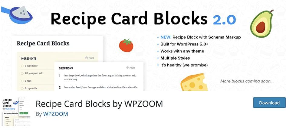 8 Best Free Recipe WordPress Plugins (UPDATED 2020)