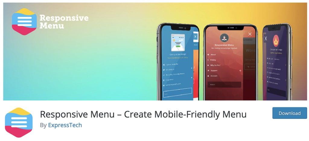 Menu réactif - Créer un menu adapté aux mobiles