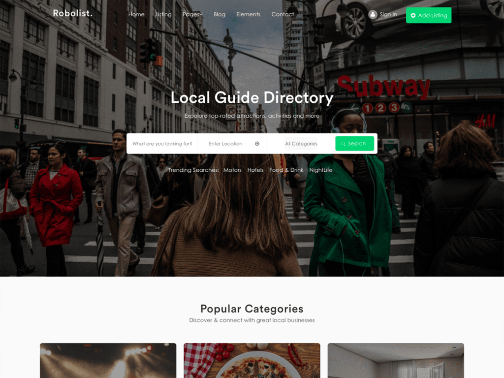 14 Free Directory Listing WordPress Themes (Most Popular 2021)