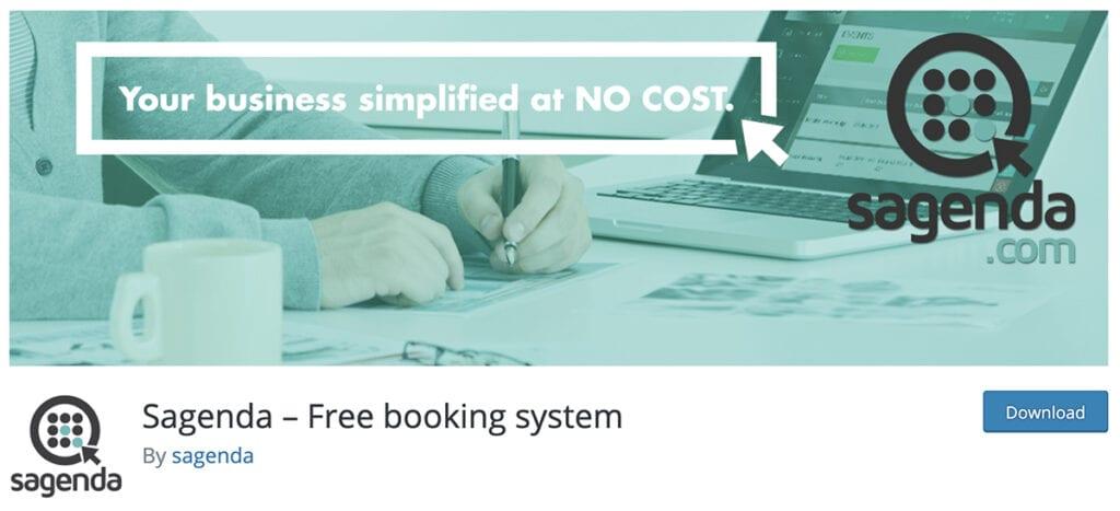 Sagenda – Free booking system
