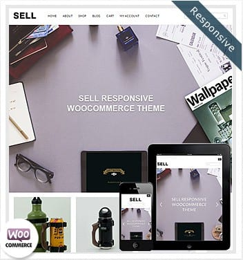premium wordpress templates - sell-woocommerce-theme