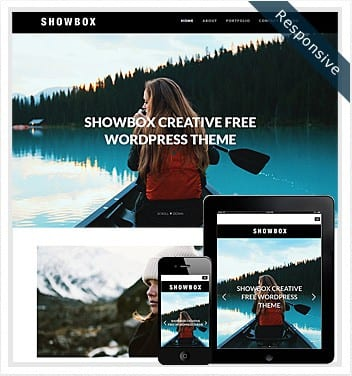 ShowBox Photo Responsive Theme – FREE