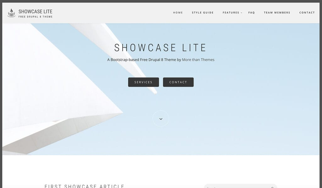 10+ Best Free Drupal Themes (Expert-Picked 2020)