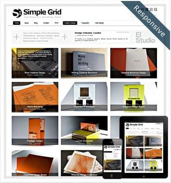 simple-grid-theme
