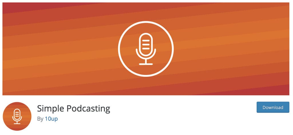 Simple Podcasting