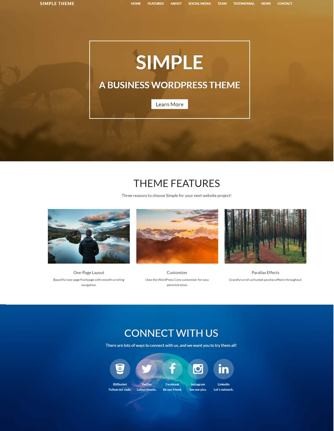20+ Best Free WordPress Themes Responsive (WordPress 2019)