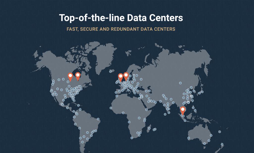 data centers technology