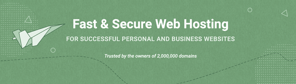 Fast and Secure Web Hosting Plans 2020