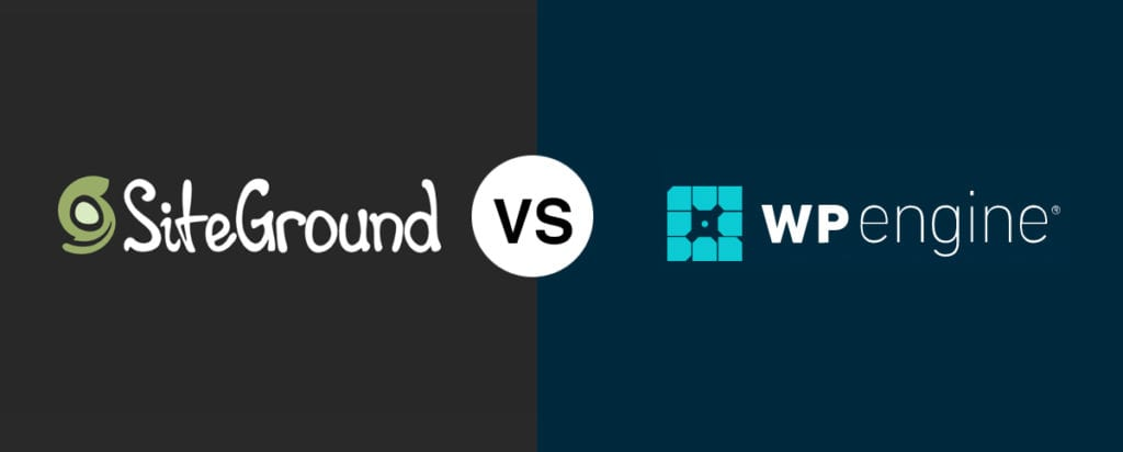 SiteGround vs WP Engine (2020 Comparison) The Best WordPress Hosting Provider