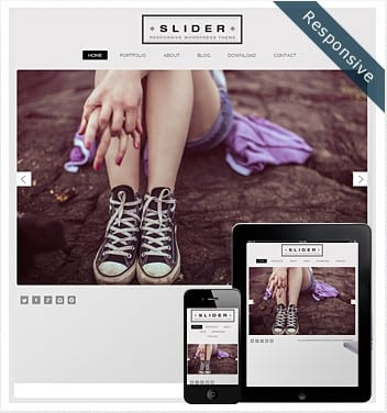 Free Slider Theme WordPress – 2018