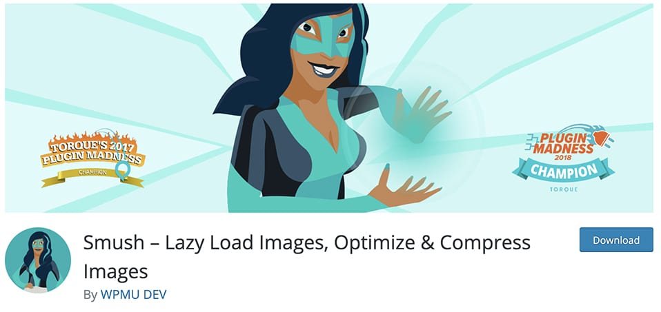 Smush – Lazy Load Images, Optimize & Compress Images