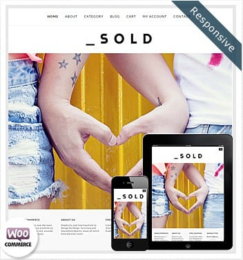 sold-woocommerce-theme