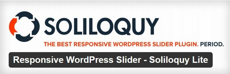 افزونه Soliloquy Slider