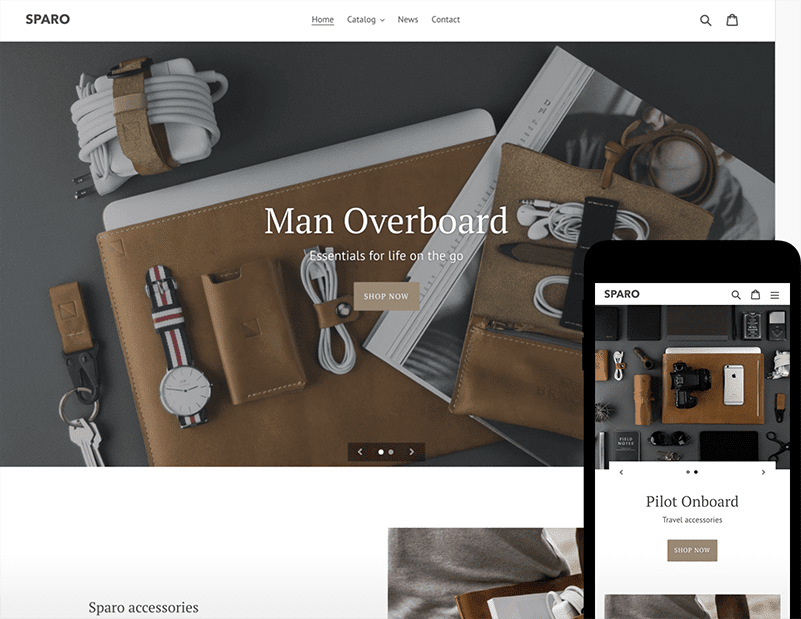 15+ Best Free Shopify Themes & Templates 2020 – Online Ecommerce Store